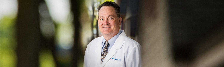 Meet Thomas J. McDonald, DDS Alma, MI Dentist   Mid-Michigan Dental Excellence